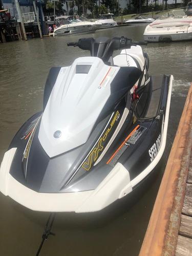 Moto De Agua Yamaha Vx 1800 2018 Solo 25 Hs De Uso Impecable