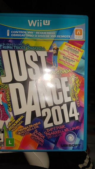 Just Dance 2014 Nintendo Wiiu