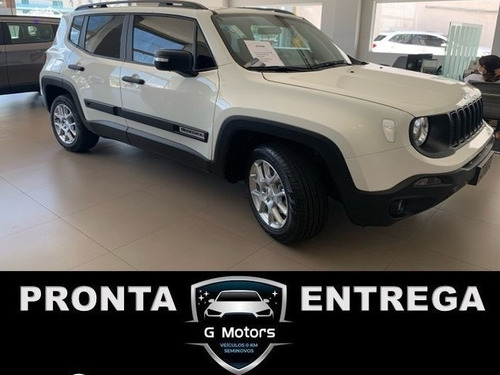 Jeep Renegade Sport 1.8 Aut 20212021 Zero Km Pronta Entrega