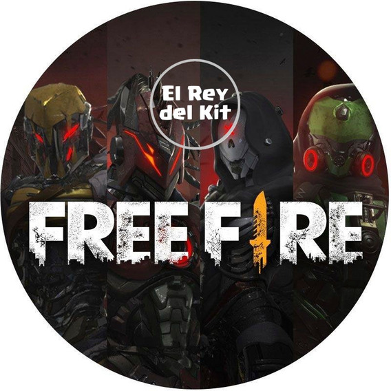 Kit Imprimible Candy Bar Fortnite Free Fire Lol Unicornios