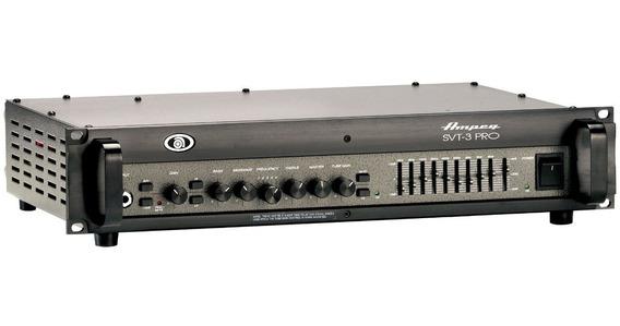 Ampeg Svt 3 Pro Cabezal Amplificador Para Bajo 450w Stadio
