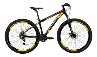 Bicicleta Mtb Athor Titan Evo Aro 29 Freio A Disco 21v