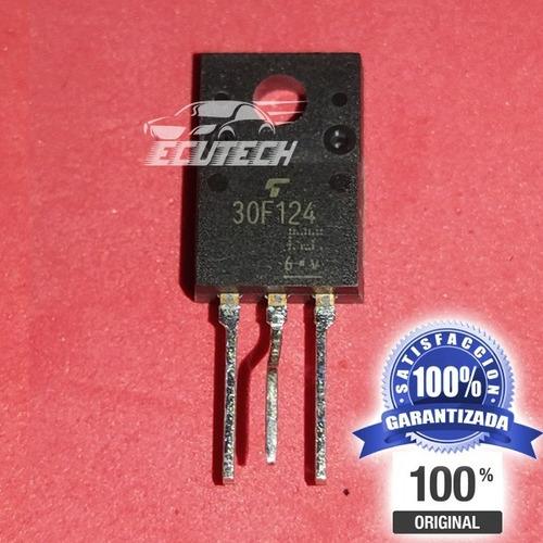 30f124 Transistor Integrado Igbt Ic Mosfet Toshiba Original