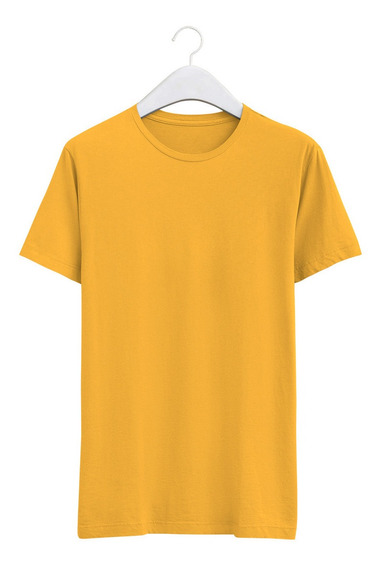 Pack X6 Remeras Lisa Talles Especiales - Algodón - Colores