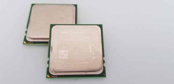 Par Processador Amd Opteron Quadcore 8393 Se 3.1ghz Socket F