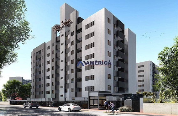 Apartamento Com 2 Dormitórios À Venda, 53 M² Por R$ 178.000 - Bancários - João Pessoa/pb - Ap0342