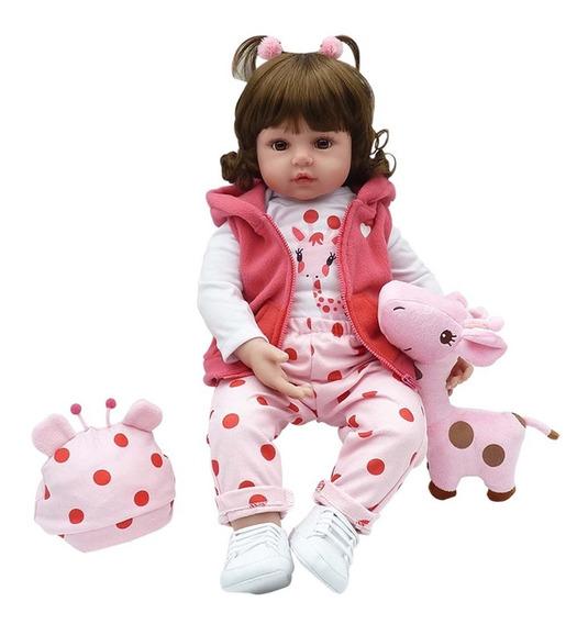 Boneca Laura Baby Valentina - Bebe Reborn