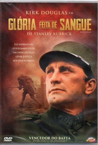 Dvd Gloria Feita De Sangue - Classicline - Bonellihq N20