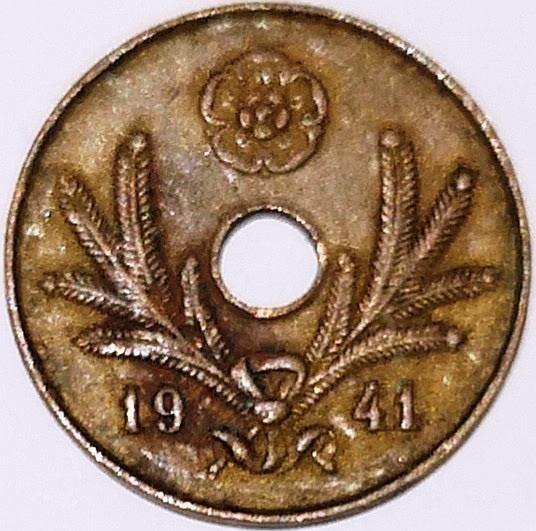 Finlandia 1941 5 Pennia C/ No Circulada L18619