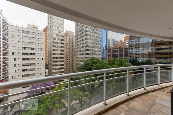 Apartamento Para Aluguel - Jardim Paulista, 2 Quartos, 74 - 893036162
