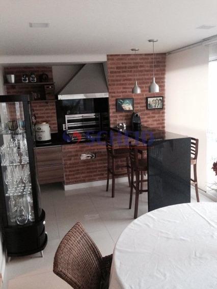 Maravilhoso Apt Todo Decorado 3 Dormit. Suite, Sacada Churrasqueira, 2 Vagas , Lazer Completo - Mr68325