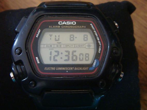 Reloj Casio Dw-290 Vintage. Robusto. Colección 90s