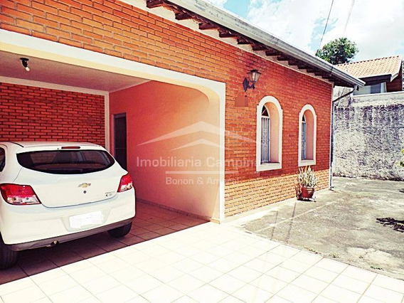 Casa À Venda Em Jardim Santa Genebra - Ca076739