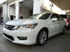 Accord Exl V6 Gps Impecable 2013
