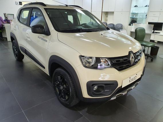 Renault Kwid Outsider 0km 2020 Patentado Entrego Ya (e)