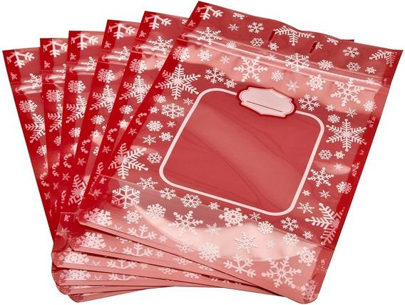 Bolsa De Regalo Navidad Sweet Creations 6 Pzs