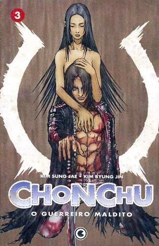 Imagem 1 de 1 de Chonchu O Guerreiro Maldito 3 Manhwa Mangá Conrad