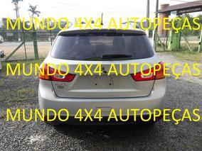 Sucata Mitsubishi Asx 2.0 4x2 Cvt Com Motor E Cambio Peças
