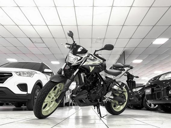 Yamaha Mt-03 Abs 2018 Financiamos Em 36x Promoção Da Semana