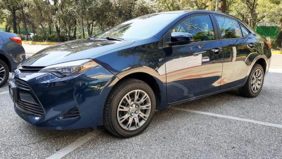 Toyota Corolla Base Mt 2017