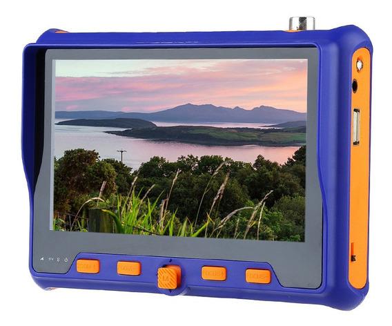 Monitor Cctv 5.0 Ptz Camera Teste 4 Em 1 Ahd/cvi/ Tvi/cvbs