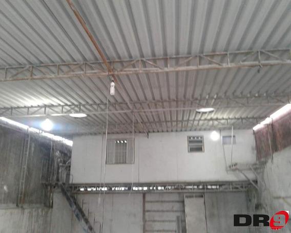 Salão Comercial Na Vila Zelina Para Locação - Gl00096