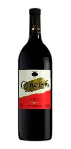 Imagem 1 de 1 de Vinho Tinto Suave Isabel/bordô 720ml - Canguera