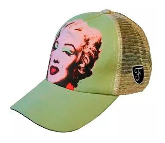 Fight For Your Right Gorra Modelo Marylin Trucker
