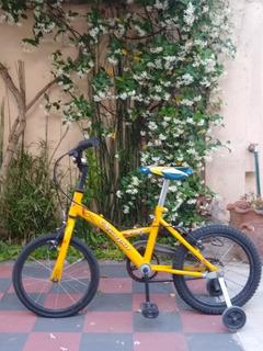 Bicicleta De Niño, Marca Olimpia, Rodado 14