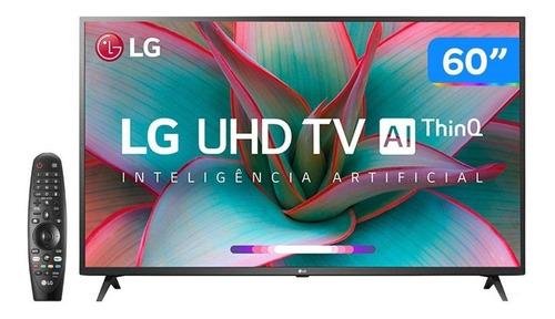 Smart Tv LG 60 4k 60un7310  Bluetooth Hdr C/ Smart Magic
