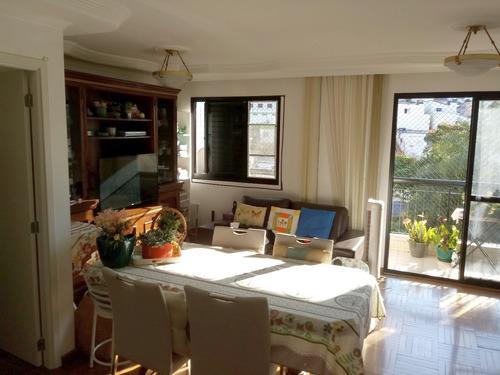 Apartamento À Venda, 3 Quartos, 1 Suíte, 2 Vagas, Vila Ipojuca - São Paulo/sp - 1341