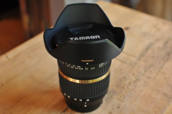 Lente Objetiva Nikon Tamron Sp Af 10-24mm F/3.5-4.5 Di Ii Ld