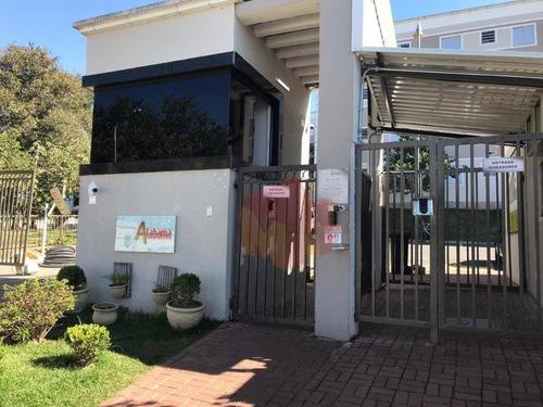 Apartamento Com 2 Dormitórios Para Alugar, 60 M² Por R$ 650,00/mês - Jardim Recanto - Americana/sp - Ap0260