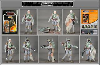 Star Wars Boba Fett (tesb) Tvc Swargento!!