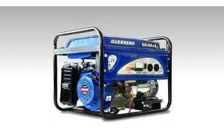 Generador Guerrero 6 Kva Grupo Electrogeno Monofasico