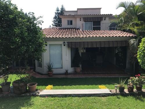 Casa En Condominio En Lomas De Cortes / Cuernavaca - Tbr-672-cd