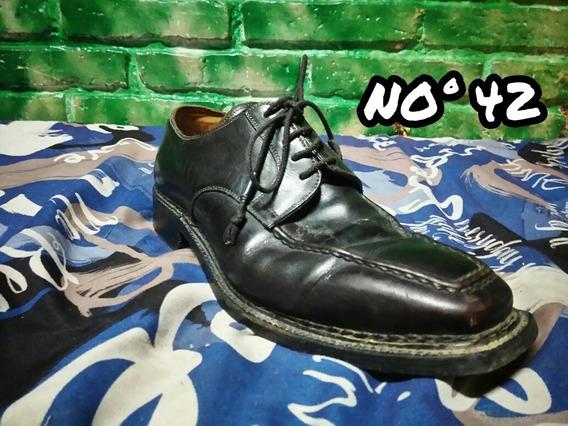 Zapatos De Cuero N°42
