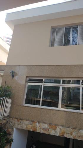 Imagem 1 de 30 de Sobrado À Venda, 220 M² Por R$ 1.100.000,00 - Chácara Inglesa - São Paulo/sp - So0218