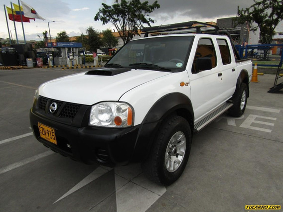 Nissan D-22 Np 300 4x4 Diesel