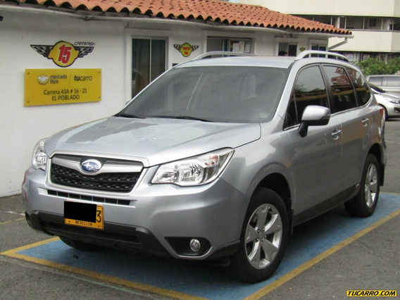 Subaru Forester Awd Xmode At 2000 4x4