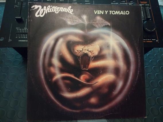 Disco De Vinilo - Whitenake - Ven Y Tomalo