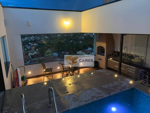 Cobertura Com 3 Dormitórios À Venda, 170 M² Por R$ 880.000,00 - Jardim Guarani - Campinas/sp - Co0184