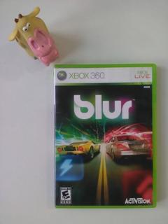 Blur Xbox 360 Garantizado