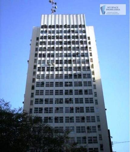 Conjunto Para Alugar, 464 M² Por R$ 35.000,00/mês - Bela Vista - São Paulo/sp - Cj0007