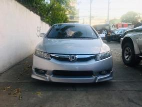 Honda Civic Ex Sunroof 09 Como Nuevo