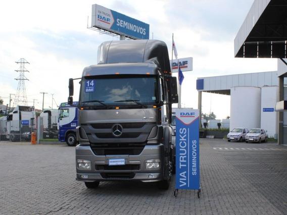 Mercedes-benz Axor 2544 S/ls 6x2 2p (diesel) (e5) Axor 2544