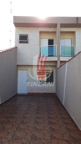 Imagem 1 de 5 de Sobrado Para Venda No Bairro Vila Ema, 3 Dorm, 2 Vagas, 126 Metros - 6299