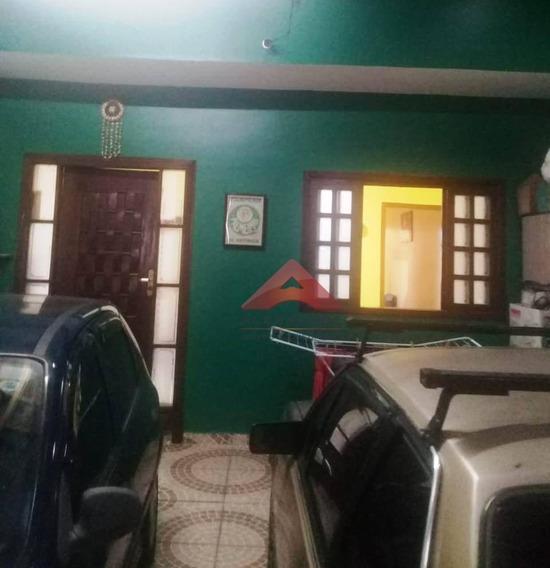 Casa Com 2 Dormitórios À Venda, 59 M² Por R$ 290.000,00 - Jardim Del Rey - São José Dos Campos/sp - Ca4176
