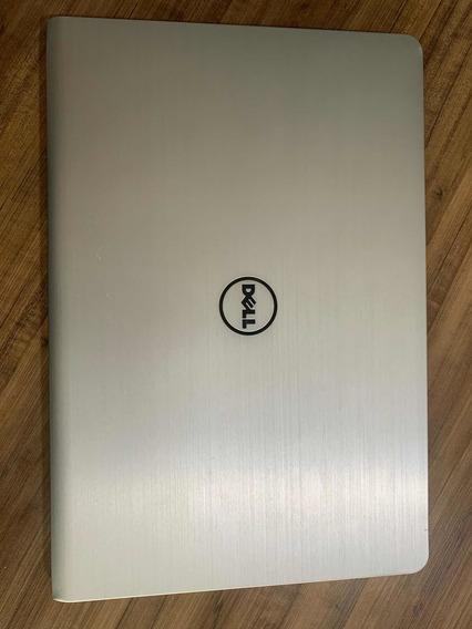 Notebook Dell Especial Edition I15-5557-a40 Intel Core I7 6g