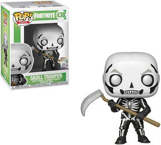 Muñeco Funko Pop Skull Trooper Fortnite Coleccion Rdf1